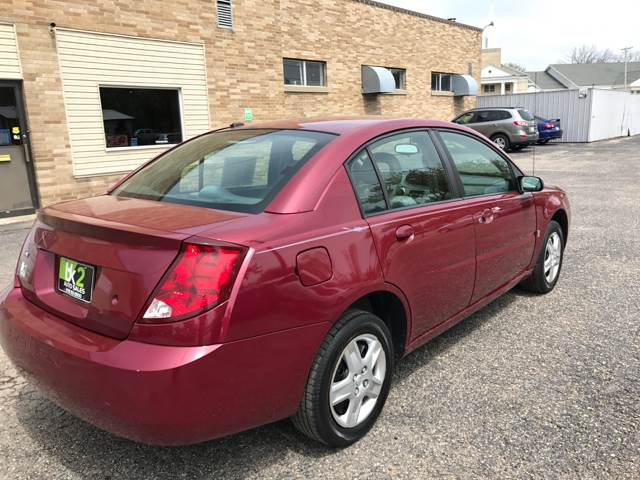 2006 Saturn Ion for sale at BK2 Auto Sales in Beloit WI