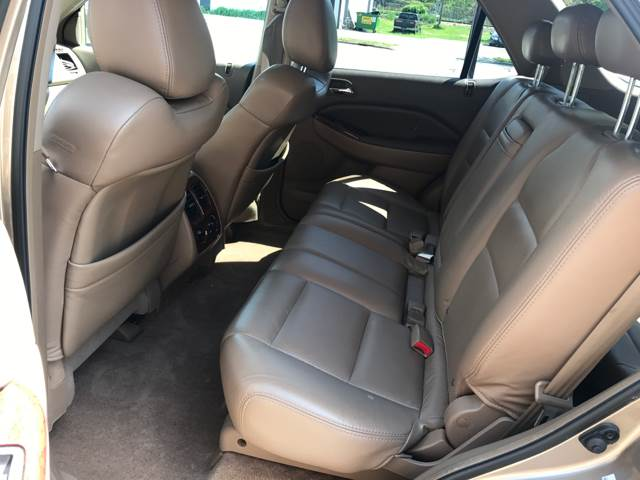 2003 Acura MDX for sale at BK2 Auto Sales in Beloit WI