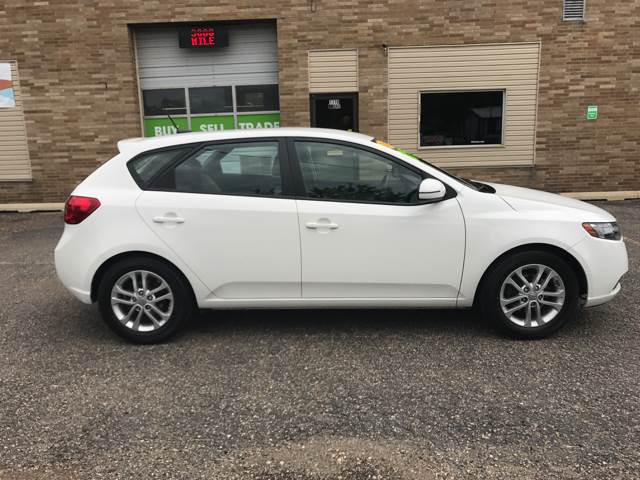 2012 Kia Forte5 for sale at BK2 Auto Sales in Beloit WI