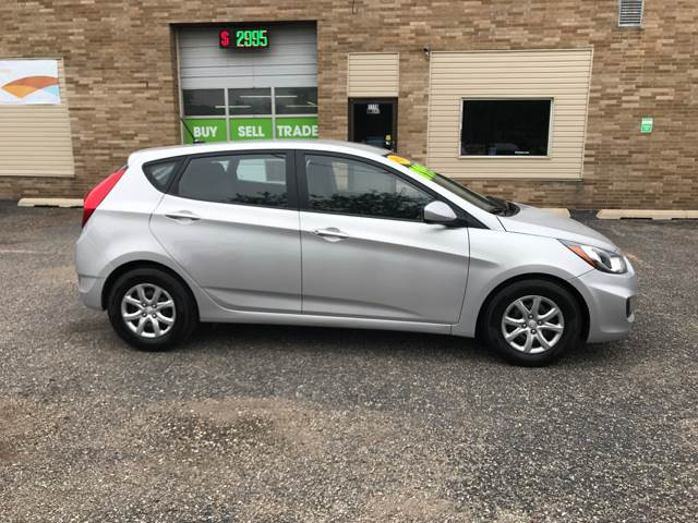 2014 Hyundai Accent for sale at BK2 Auto Sales in Beloit WI