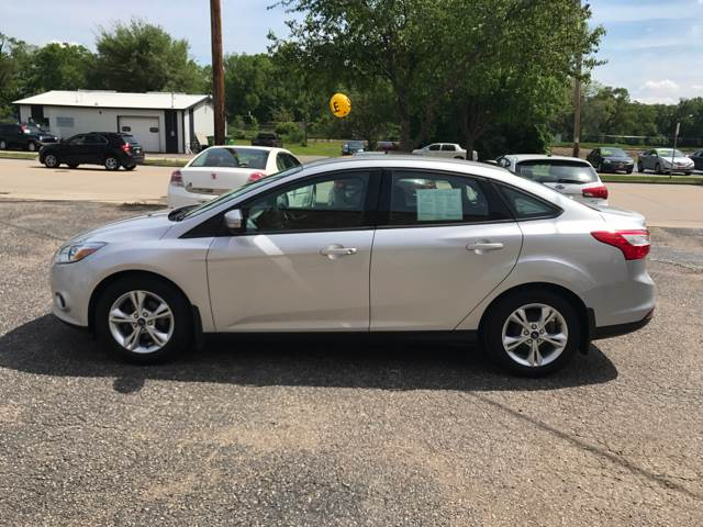 2013 Ford Focus for sale at BK2 Auto Sales in Beloit WI