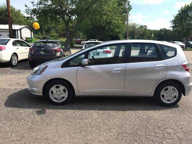 2012 Honda Fit for sale at BK2 Auto Sales in Beloit WI