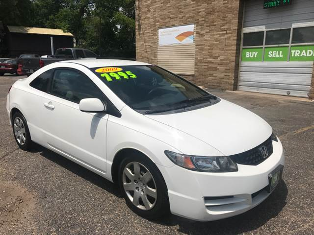 2009 Honda Civic for sale at BK2 Auto Sales in Beloit WI