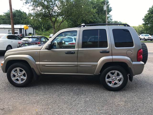 2004 Jeep Liberty for sale at BK2 Auto Sales in Beloit WI