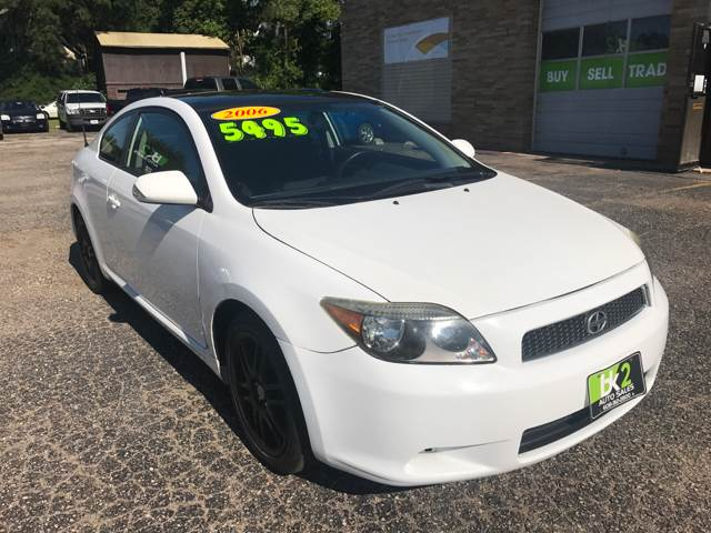 2006 Scion tC for sale at BK2 Auto Sales in Beloit WI