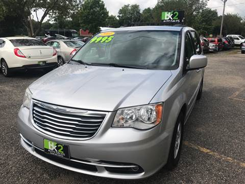 2011 Chrysler Town and Country for sale at BK2 Auto Sales in Beloit WI