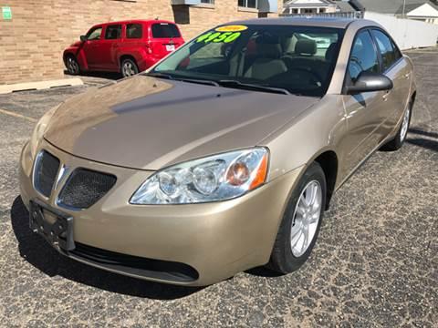 2006 Pontiac G6 for sale at BK2 Auto Sales in Beloit WI