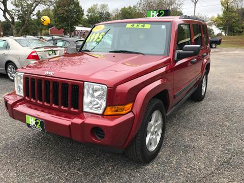 2006 Jeep Commander for sale at BK2 Auto Sales in Beloit WI