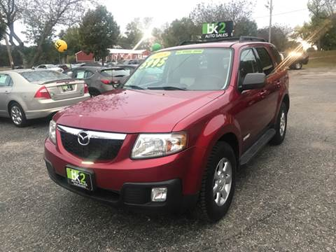 2008 Mazda Tribute for sale at BK2 Auto Sales in Beloit WI