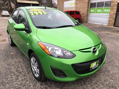 2013 Mazda MAZDA2 for sale at BK2 Auto Sales in Beloit WI