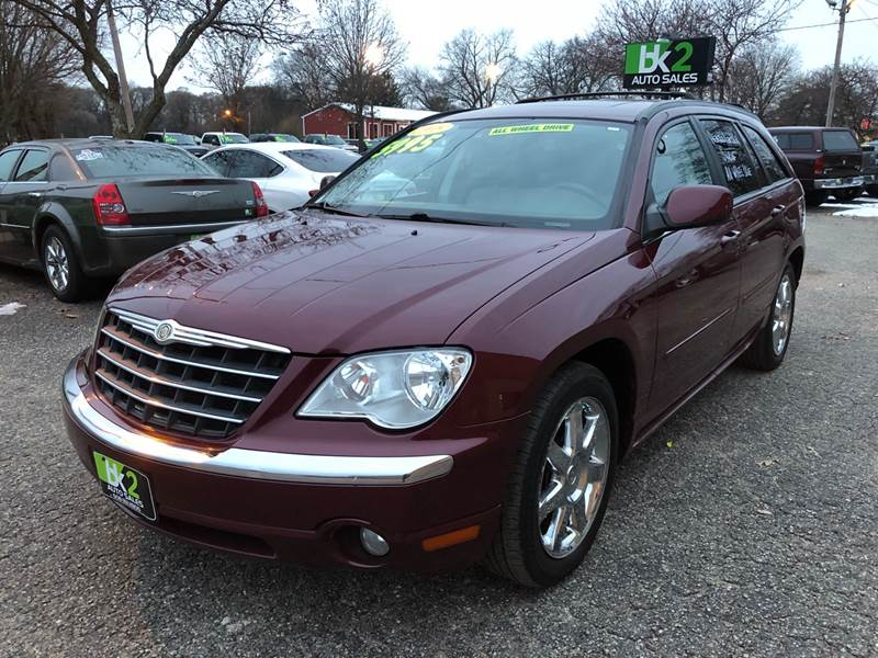 2008 Chrysler Pacifica for sale at BK2 Auto Sales in Beloit WI