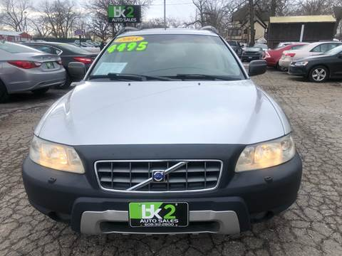 2005 Volvo XC70 for sale at BK2 Auto Sales in Beloit WI