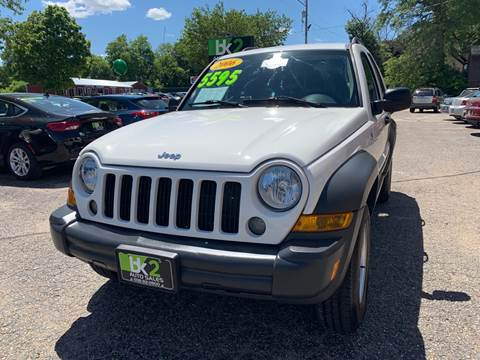 2006 Jeep Liberty for sale at BK2 Auto Sales in Beloit WI