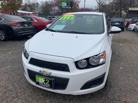2012 Chevrolet Sonic for sale in Beloit, WI