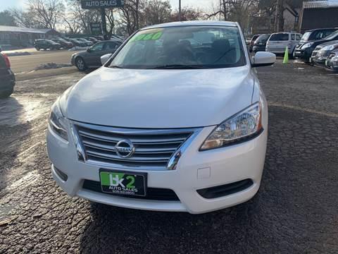 2013 Nissan Sentra for sale in Beloit, WI