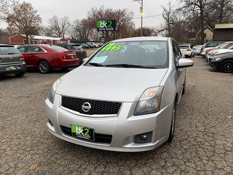 2011 Nissan Sentra for sale at BK2 Auto Sales in Beloit WI