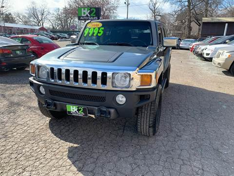 2006 HUMMER H3 for sale at BK2 Auto Sales in Beloit WI