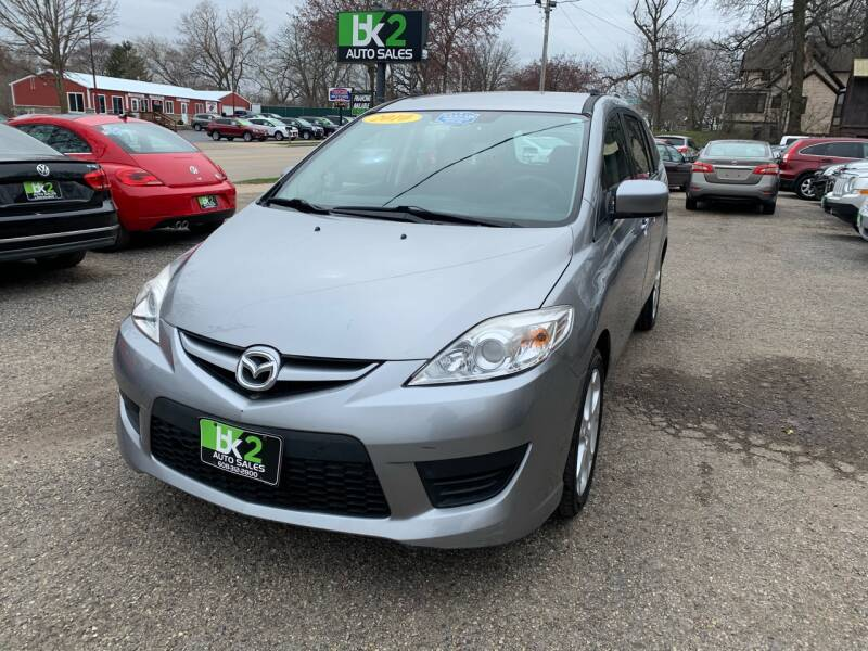 2010 Mazda MAZDA5 for sale at BK2 Auto Sales in Beloit WI