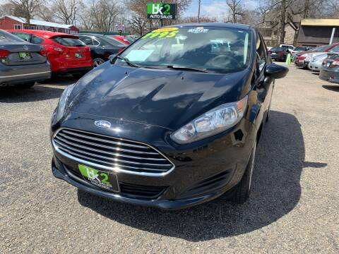 2016 Ford Fiesta for sale at BK2 Auto Sales in Beloit WI