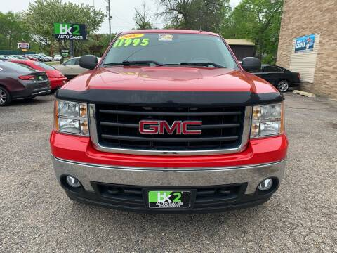 2007 GMC Sierra 1500 for sale at BK2 Auto Sales in Beloit WI