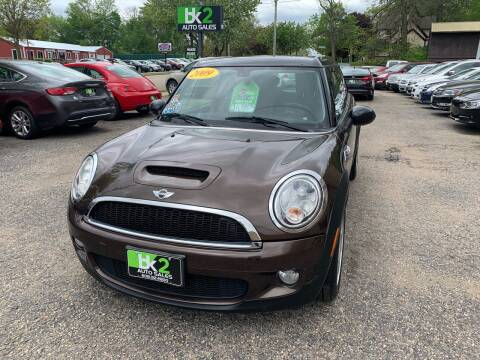 2009 MINI Cooper Clubman for sale at BK2 Auto Sales in Beloit WI