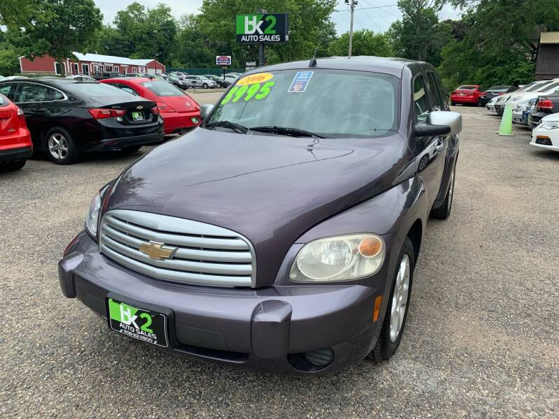 2006 Chevrolet HHR for sale at BK2 Auto Sales in Beloit WI
