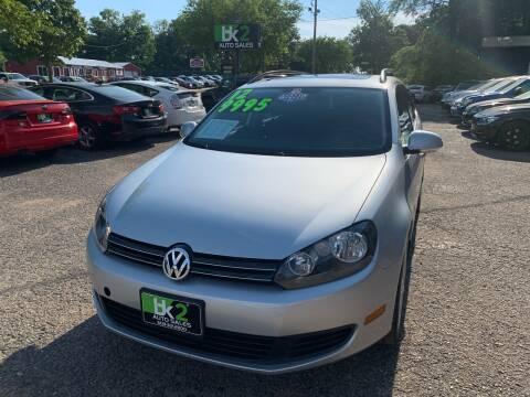 2012 Volkswagen Jetta for sale at BK2 Auto Sales in Beloit WI