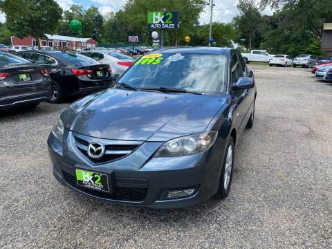 2009 Mazda MAZDA3 for sale at BK2 Auto Sales in Beloit WI