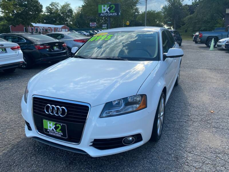 2011 Audi A3 for sale at BK2 Auto Sales in Beloit WI