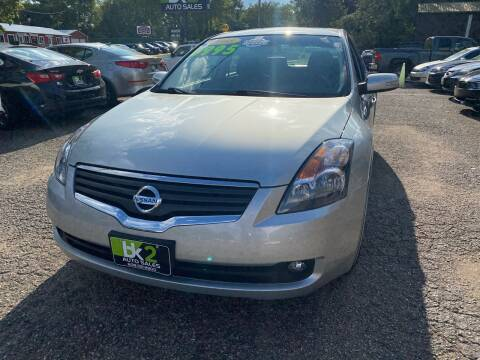 2008 Nissan Altima for sale at BK2 Auto Sales in Beloit WI