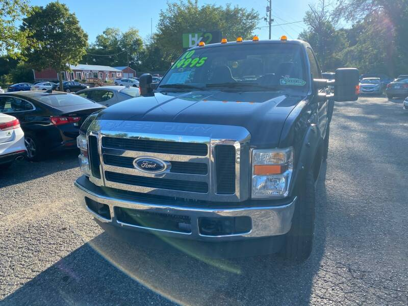 2010 Ford F-350 Super Duty for sale at BK2 Auto Sales in Beloit WI