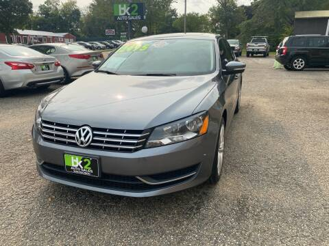 2015 Volkswagen Passat for sale at BK2 Auto Sales in Beloit WI