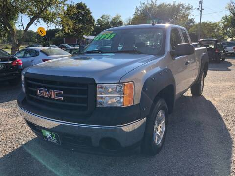 2008 GMC Sierra 1500 for sale at BK2 Auto Sales in Beloit WI