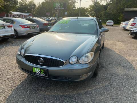 2005 Buick LaCrosse for sale at BK2 Auto Sales in Beloit WI