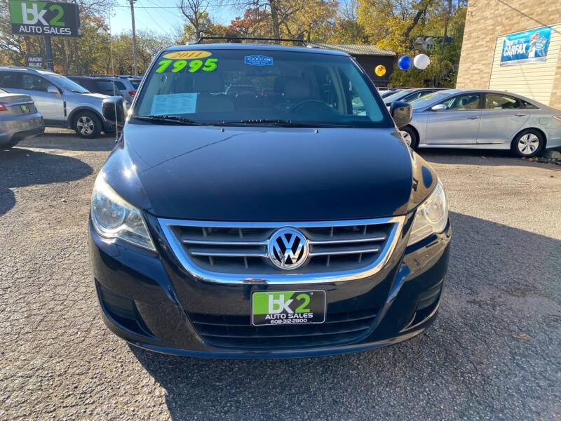 2011 Volkswagen Routan for sale at BK2 Auto Sales in Beloit WI