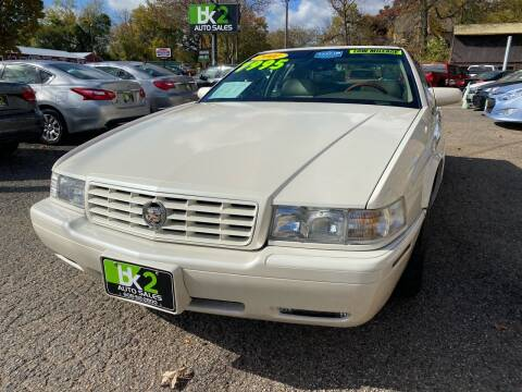 2001 Cadillac Eldorado for sale at BK2 Auto Sales in Beloit WI