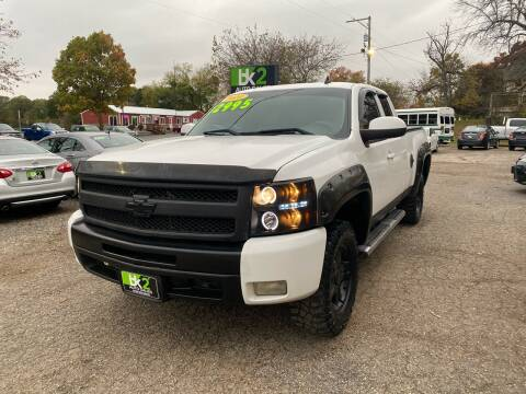 2010 Chevrolet Silverado 1500 for sale at BK2 Auto Sales in Beloit WI