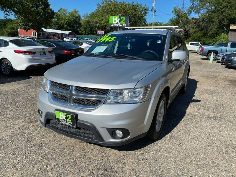 2012 Dodge Journey for sale at BK2 Auto Sales in Beloit WI