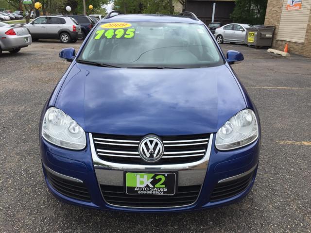 2009 Volkswagen Jetta for sale at BK2 Auto Sales in Beloit WI