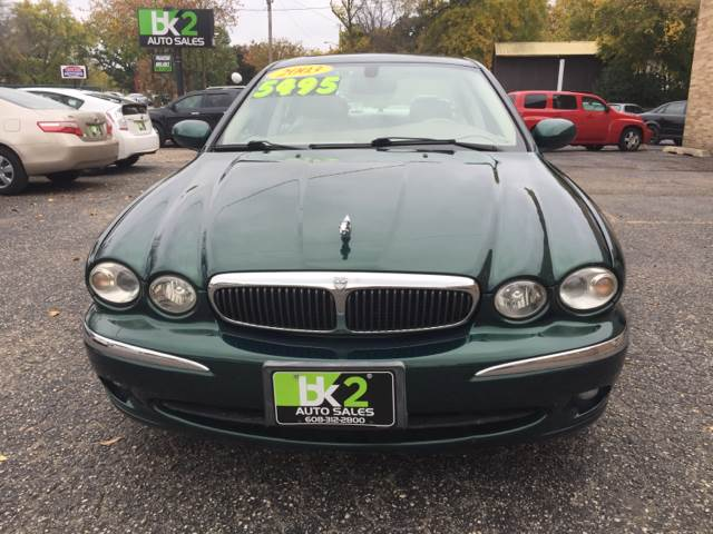 2003 Jaguar X Type For Sale At BK2 Auto Sales In Beloit WI
