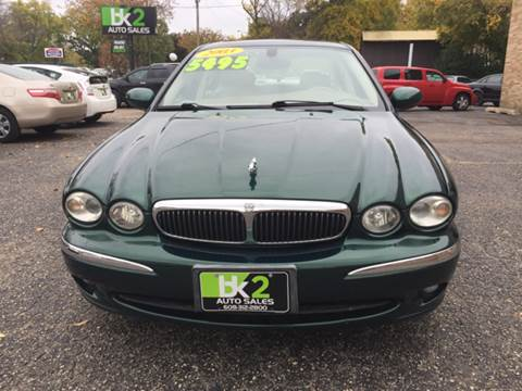 2003 Jaguar X-Type for sale at BK2 Auto Sales in Beloit WI