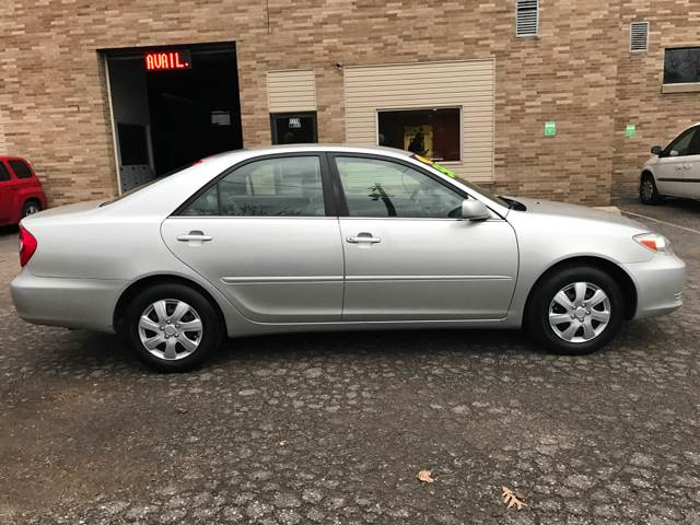 2004 Toyota Camry for sale at BK2 Auto Sales in Beloit WI
