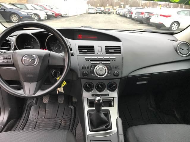 2011 Mazda MAZDA3 for sale at BK2 Auto Sales in Beloit WI