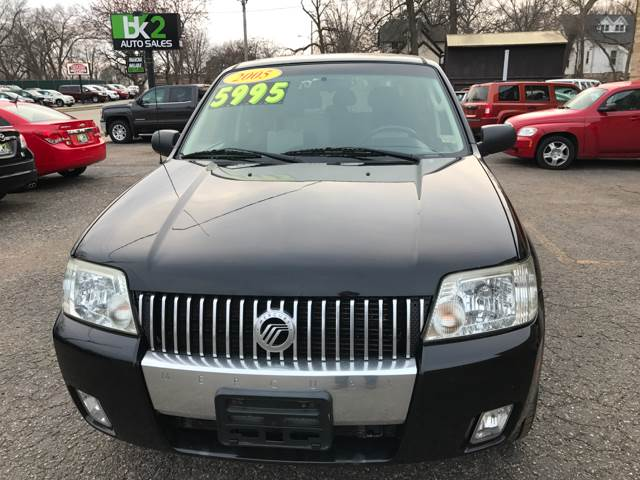 2006 Mercury Mariner for sale at BK2 Auto Sales in Beloit WI