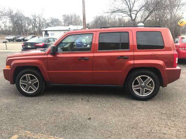 2009 Jeep Patriot for sale at BK2 Auto Sales in Beloit WI