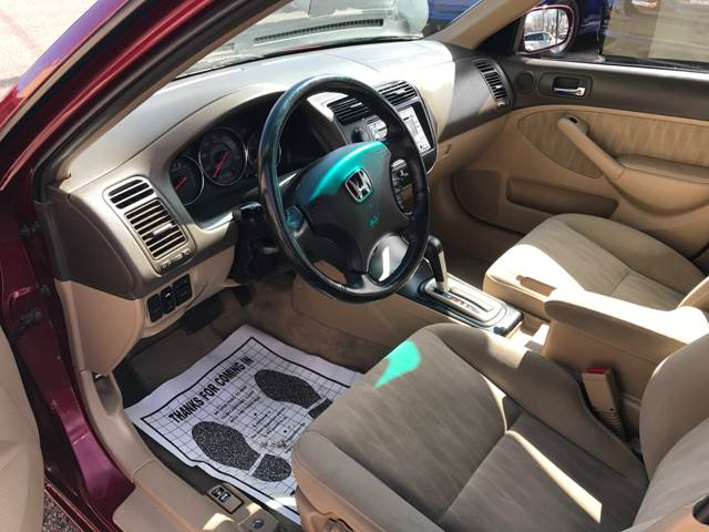 2005 Honda Civic for sale at BK2 Auto Sales in Beloit WI