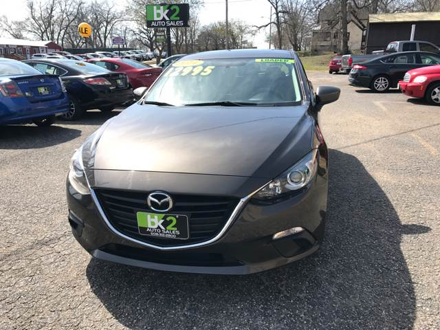 2014 Mazda MAZDA3 for sale at BK2 Auto Sales in Beloit WI