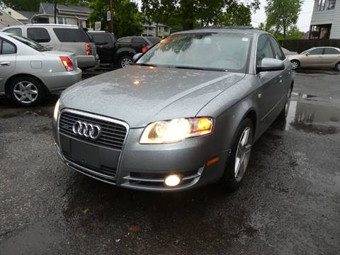 2006 Audi A4 for sale in Springfield, MA