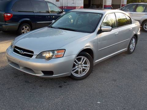 2005 Subaru Legacy For Sale In Sabattus Me Carsforsale