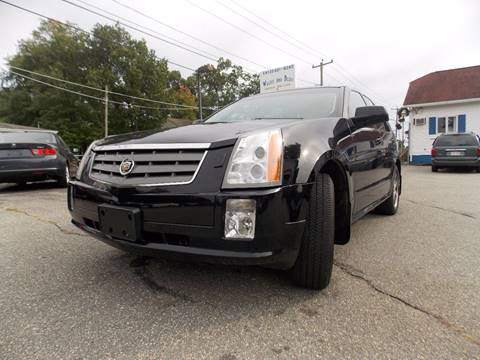 2004 Cadillac SRX for sale in Springfield, MA